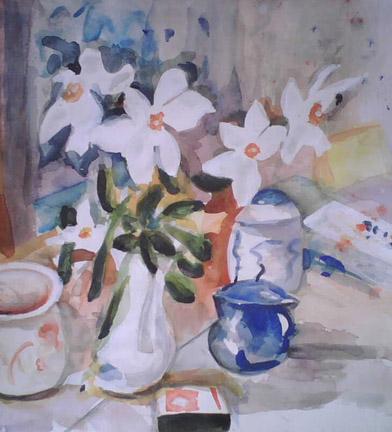 still-life-study-chariles-reid-3-15-09