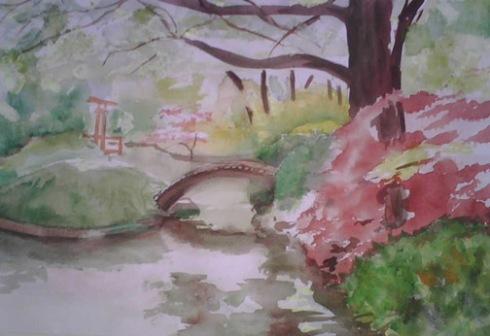 Japanese Garden - BBG  5-17-09