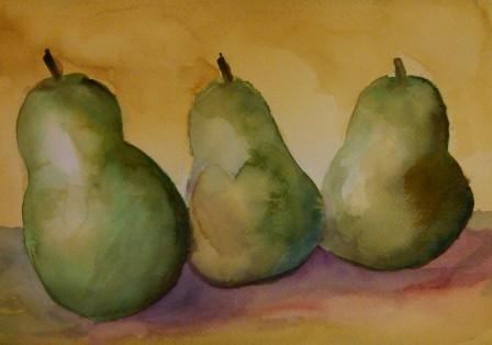 3 pears 09-09-09