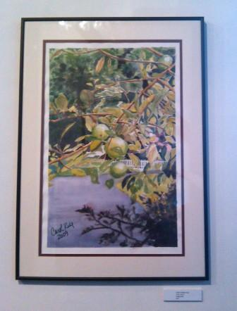 Crab Apples - Putnam County Arts Council 10-09