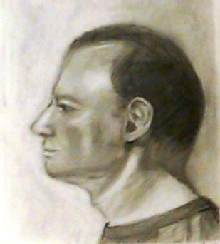 My Portrait of Brian