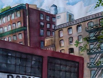 Soho Buildings - 10-25-09