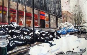 Greenwich Street Trash 4-2012