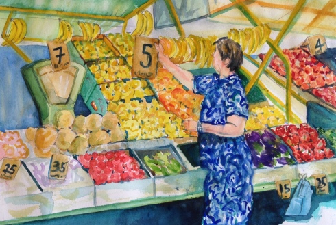 Croatian market 3-10-13