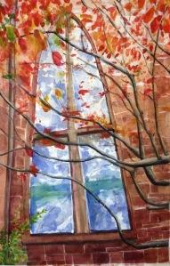 Church window wip 5-19-13