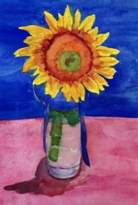 Sunflower 8-25-2013