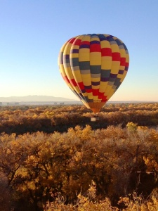 ABQ Balloon - Nov. 2013