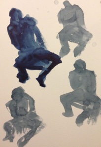 thumbnails seated figure