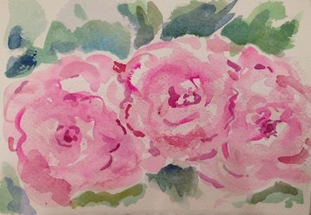 Roses card 9-7-2014