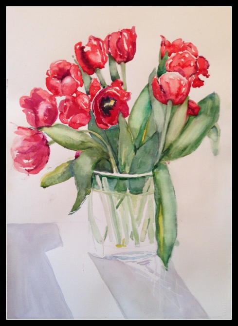 red tulips wip 11-30-2014