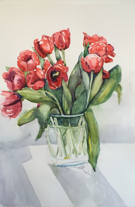 red tulips finished 1-11-15