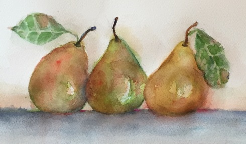 Pears 2-1-15