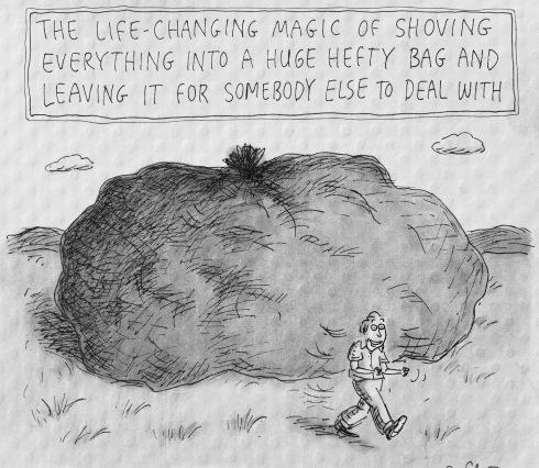Live changing magic